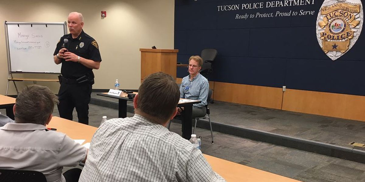 TPD forum focuses on problems with property crimes
