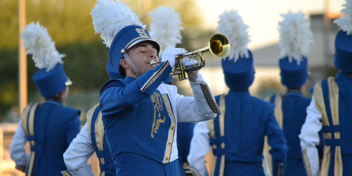 Sahuarita High School Marching Band headed to State Championship