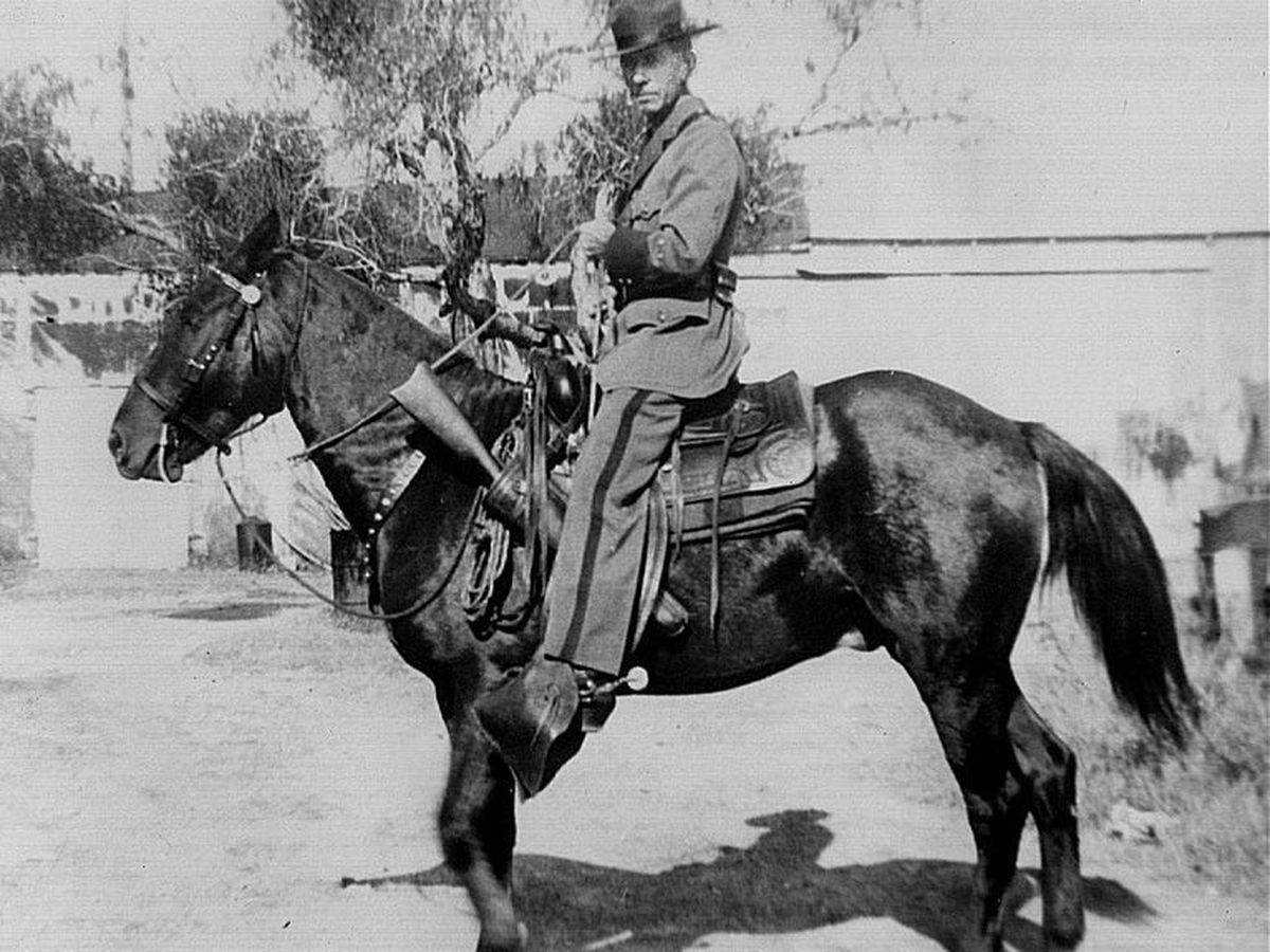CBP celebrates National Day of the Horse with a nod to the past