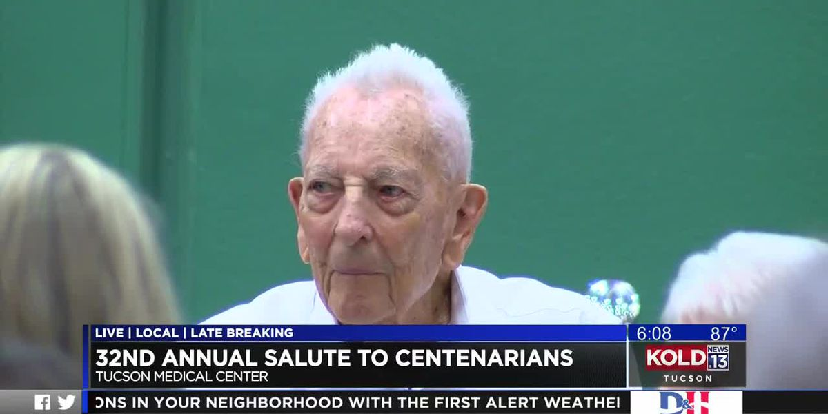 TMC hosts 32nd annual Salute to centenarians