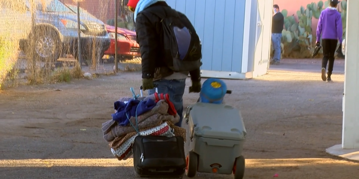 Pandemic changes Pima County's annual homeless count