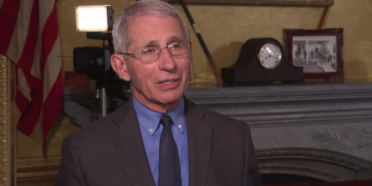 One-on-one with Dr. Fauci: The next hot zones, African American deaths, and safety