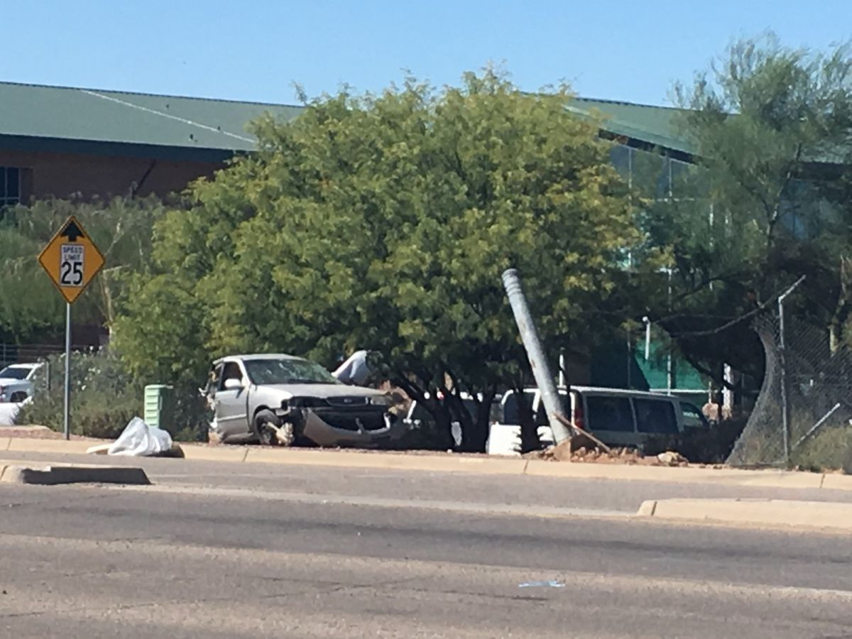 UPDATE: TPD investigating fatal single-vehicle collision on Swan and Golf Links