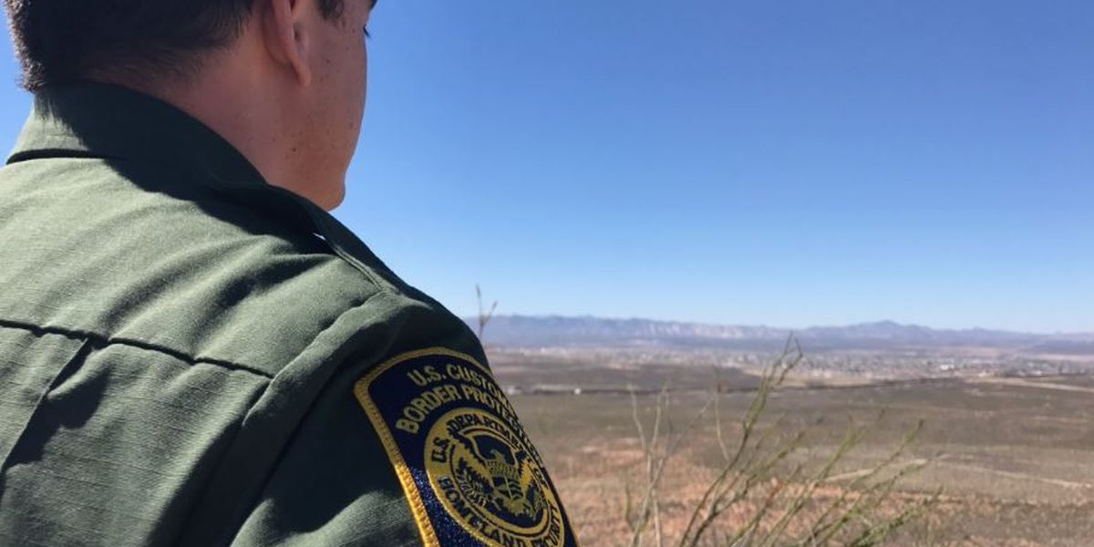 Border Patrol agent saves child's life in Tucson