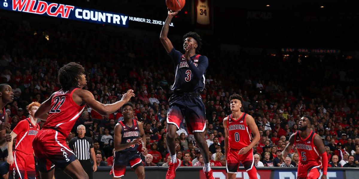 University of Arizona men's basketball imposes one-year postseason ban