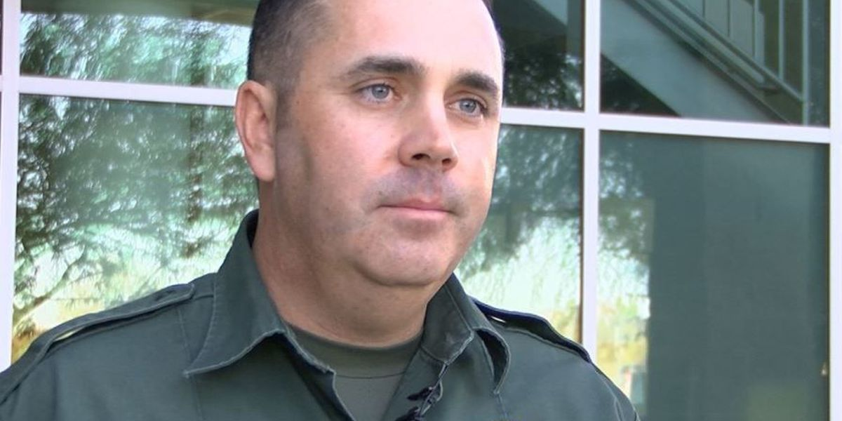 Off-duty Border Patrol agent saves 2-year-old