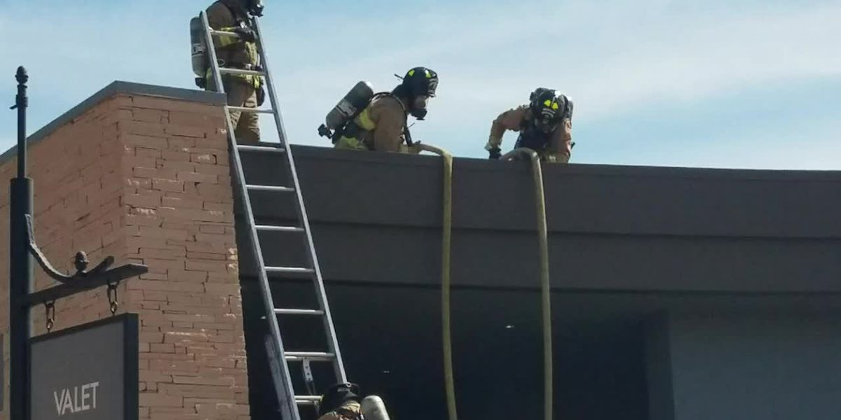 No injuries reported in fire at North Italia