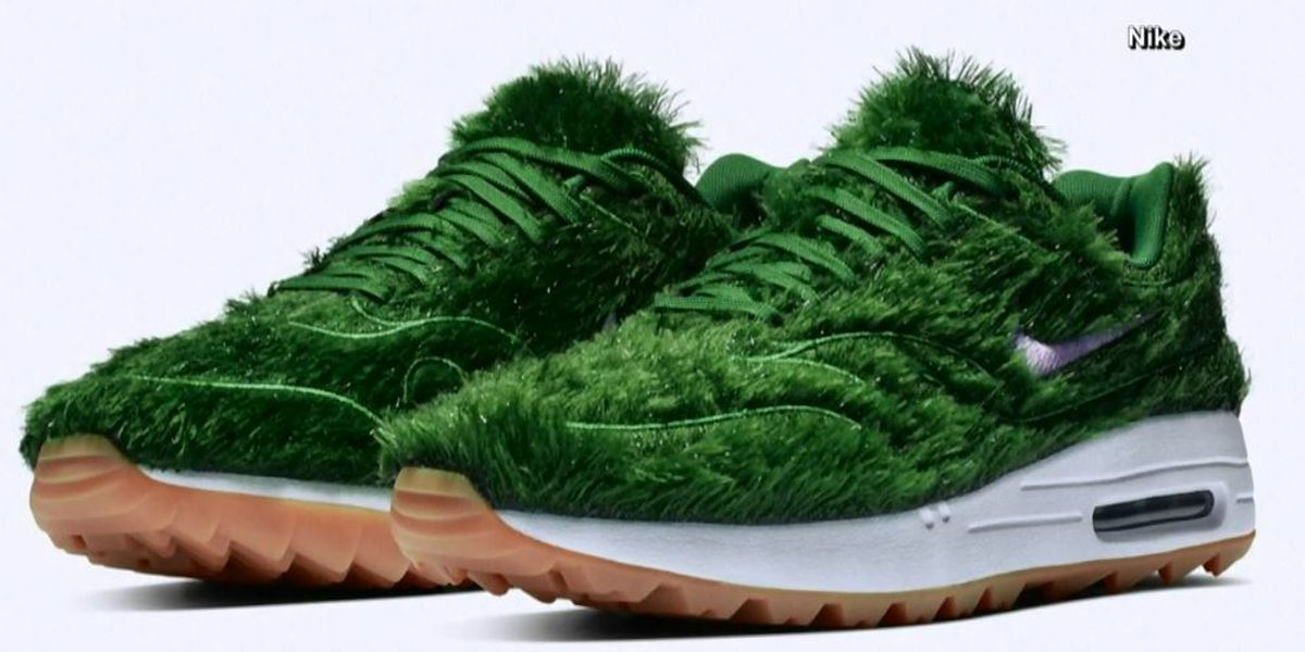New Nike golf shoe has a surprising look