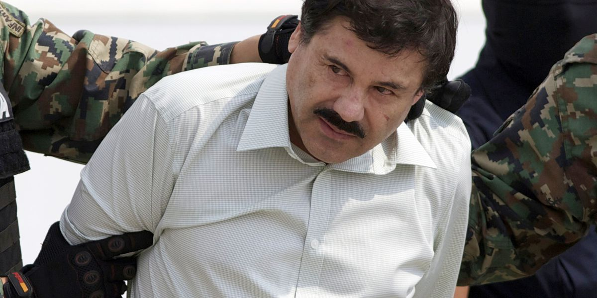 Wife of drug kingpin 'El Chapo' arrested on US drug charges
