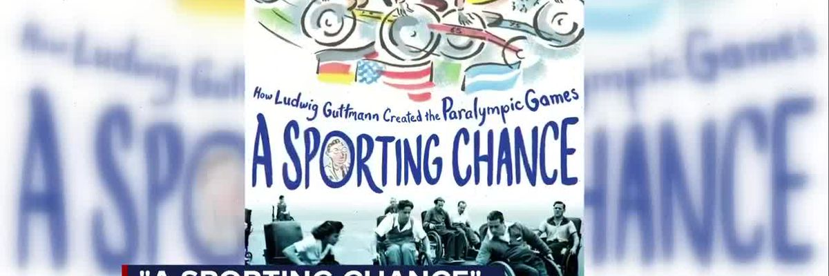 A sporting chance: Children's author explores life of paralympic YMPIC founder