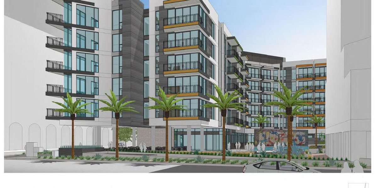 New mid-rise apartment building coming to downtown Tucson