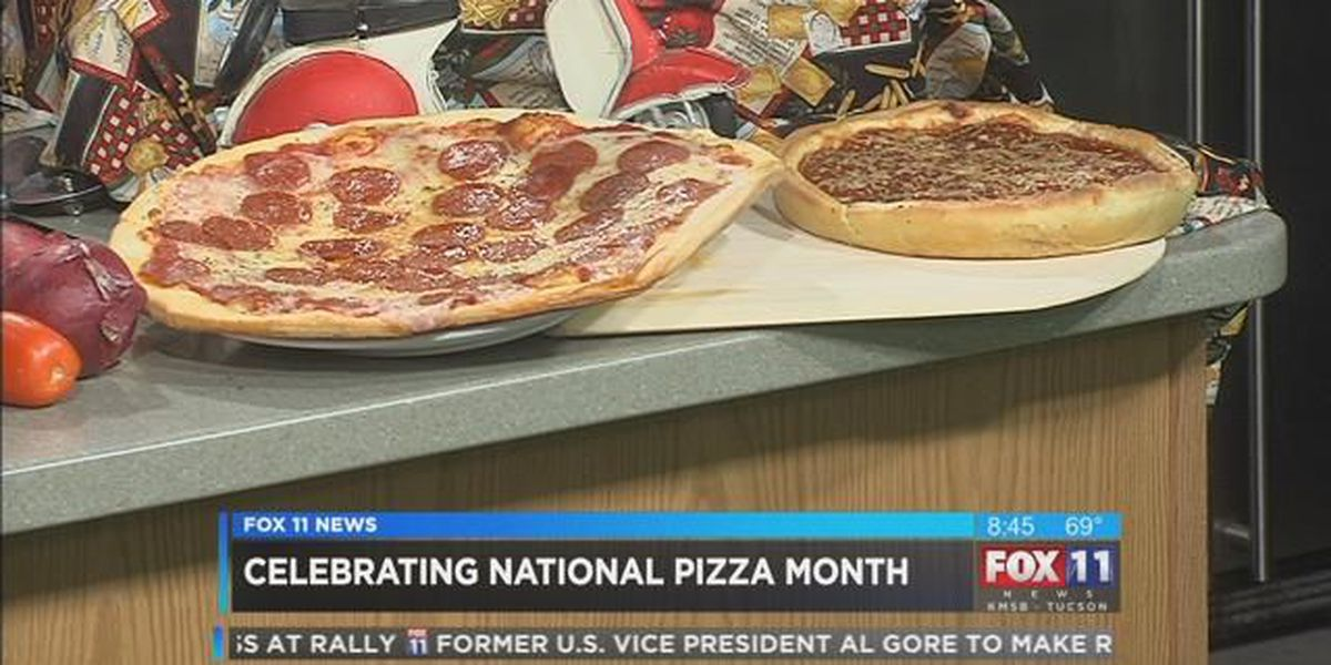 National Pizza Month with Nonna Maria's