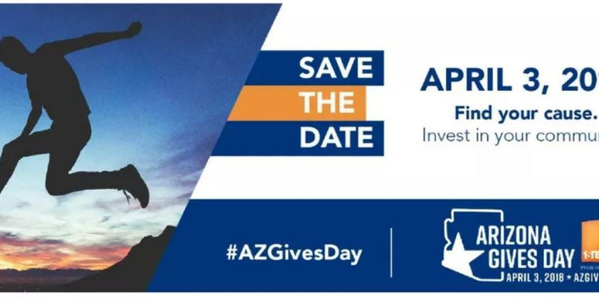 Arizona Gives Day is Tuesday