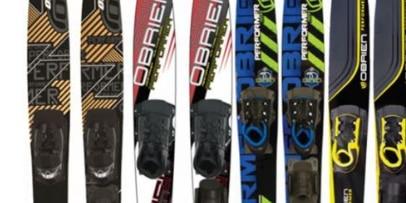 Water skis recalled due to injury hazard