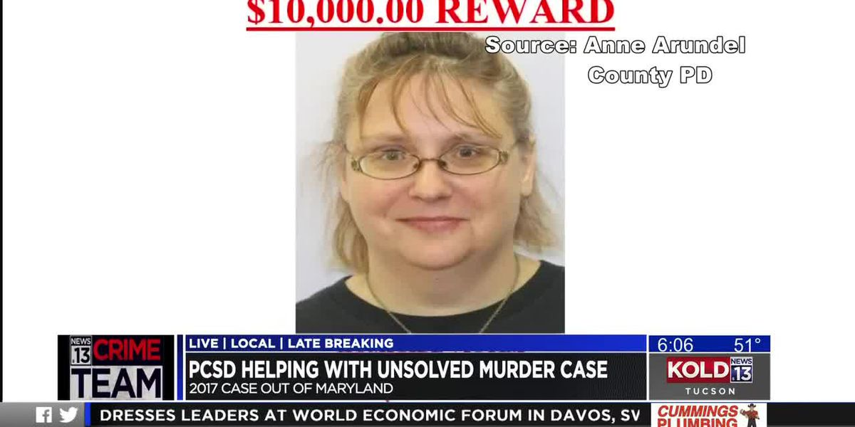 PCSD helping Maryland police with unsolved murder case