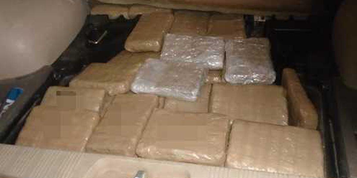 Douglas CBP officers intercept marijuana load