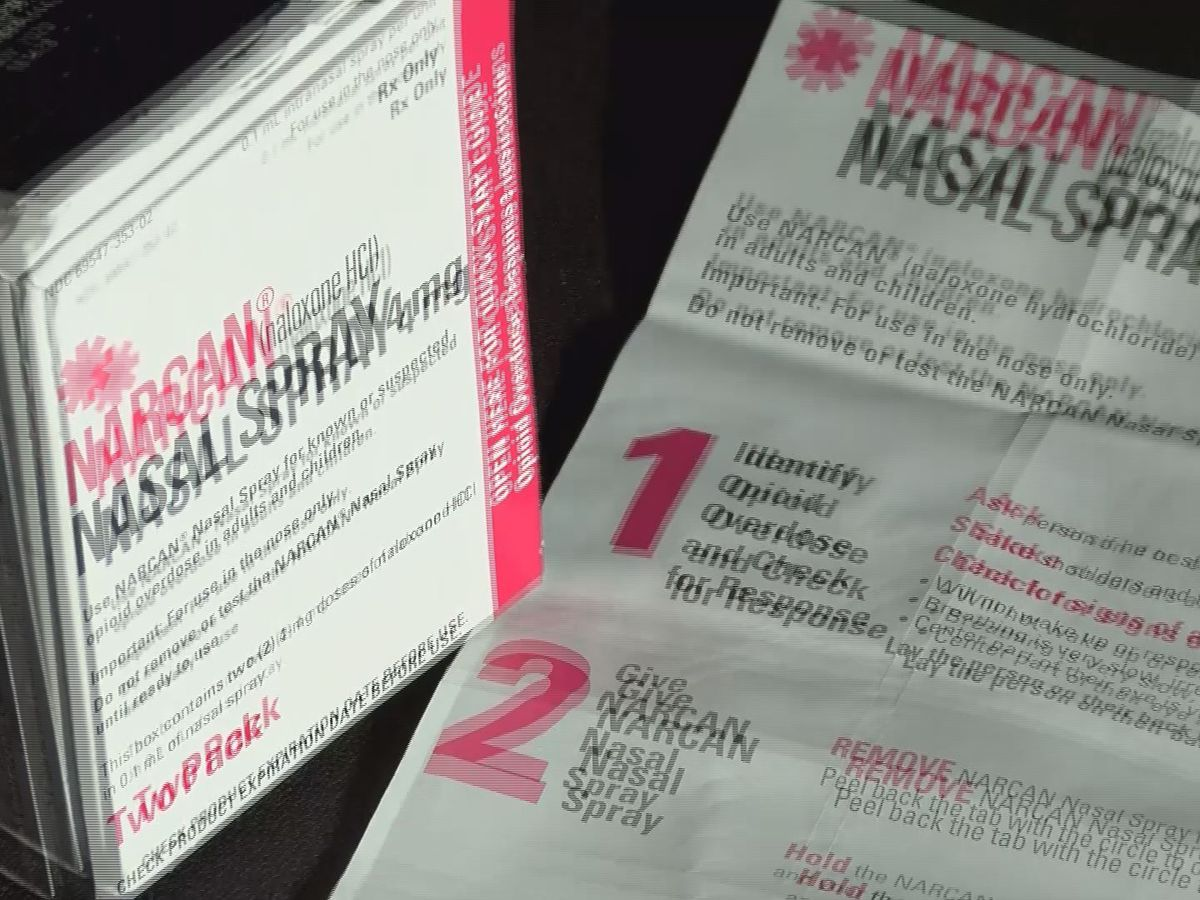 Narcan now available to Pinal County residents in response to opioid crisis