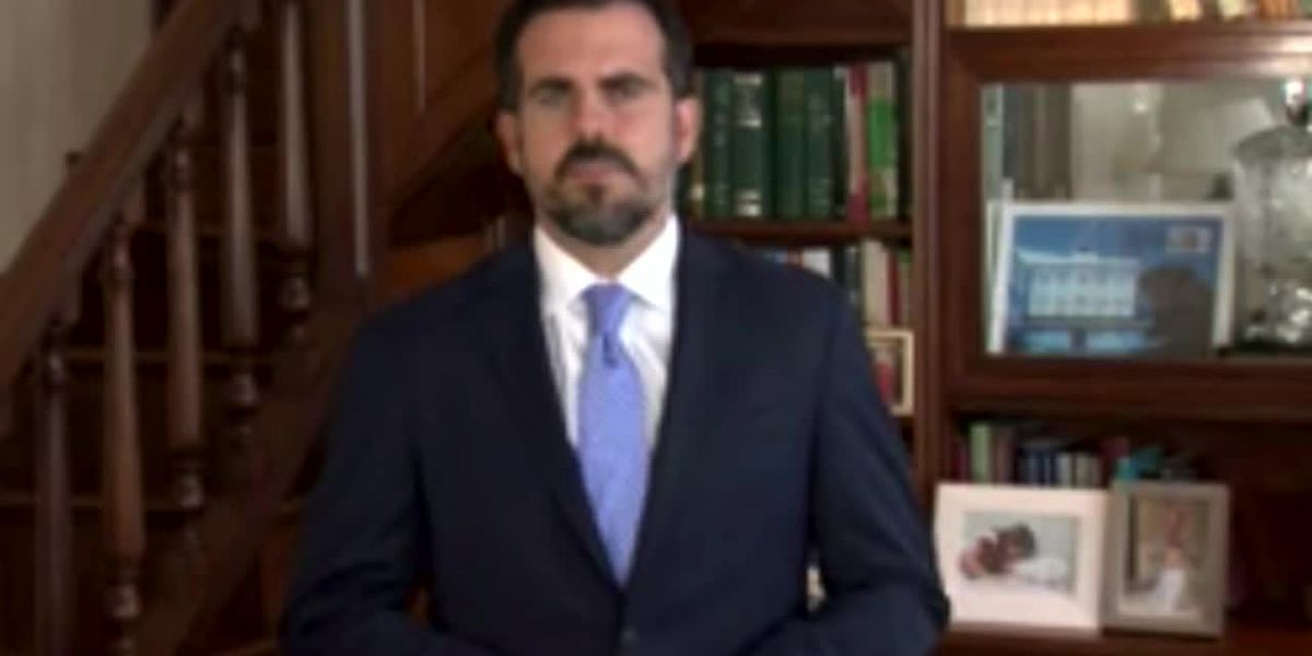 Puerto Rico governor refuses to resign