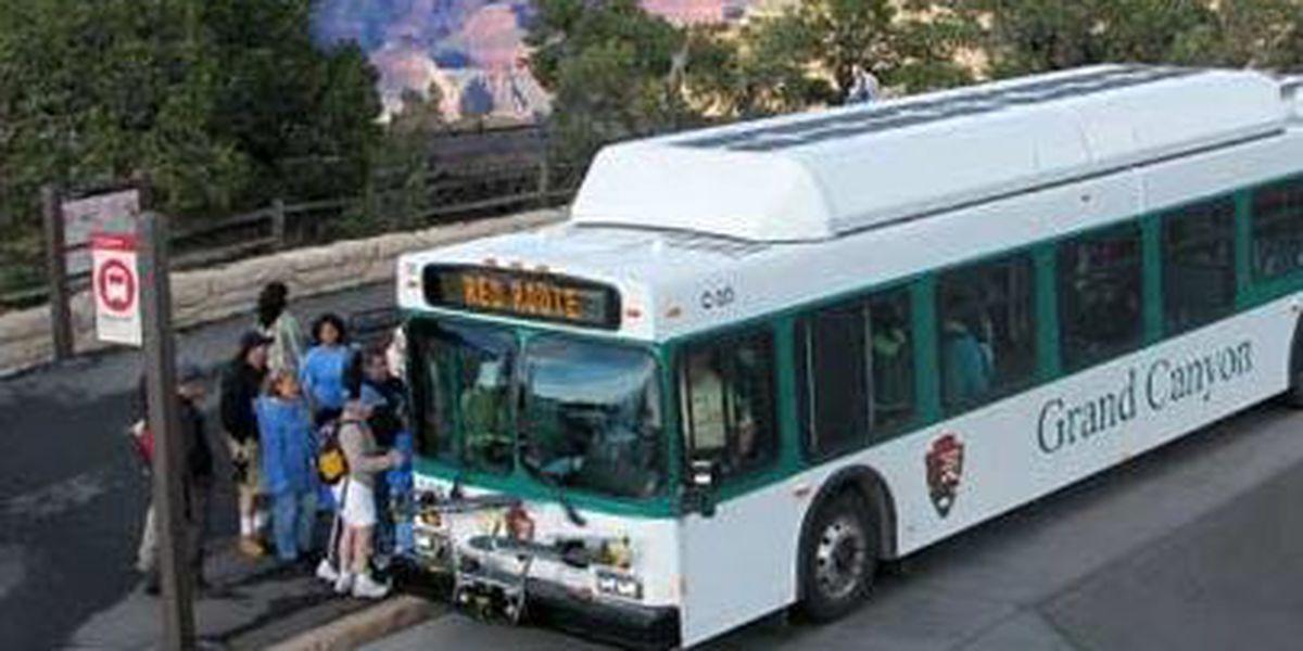 Grand Canyon, Tusayan shuttle service to begin March 1