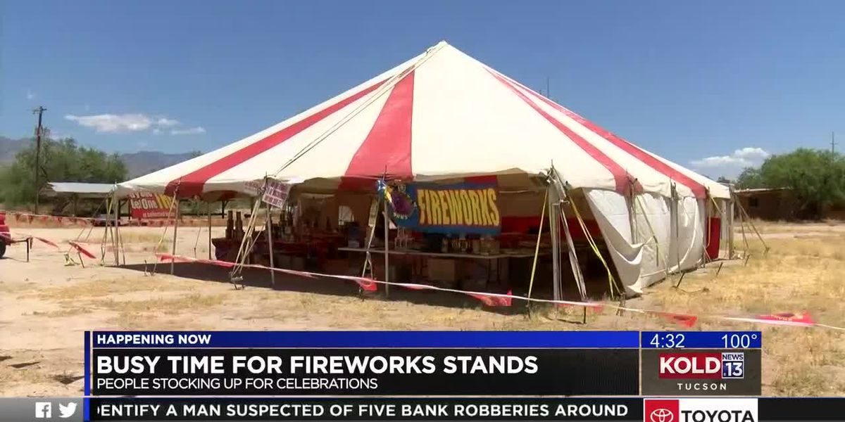 Tucsonans preparing for the 4th of July