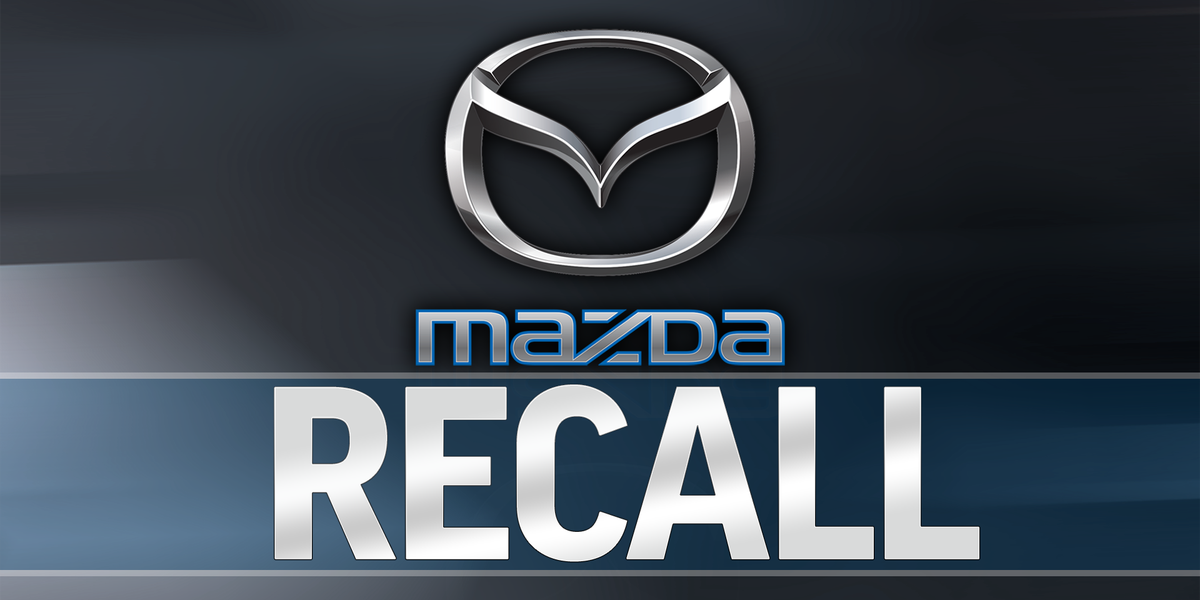 Mazda recalls over 262K vehicles to fix engine stall problem