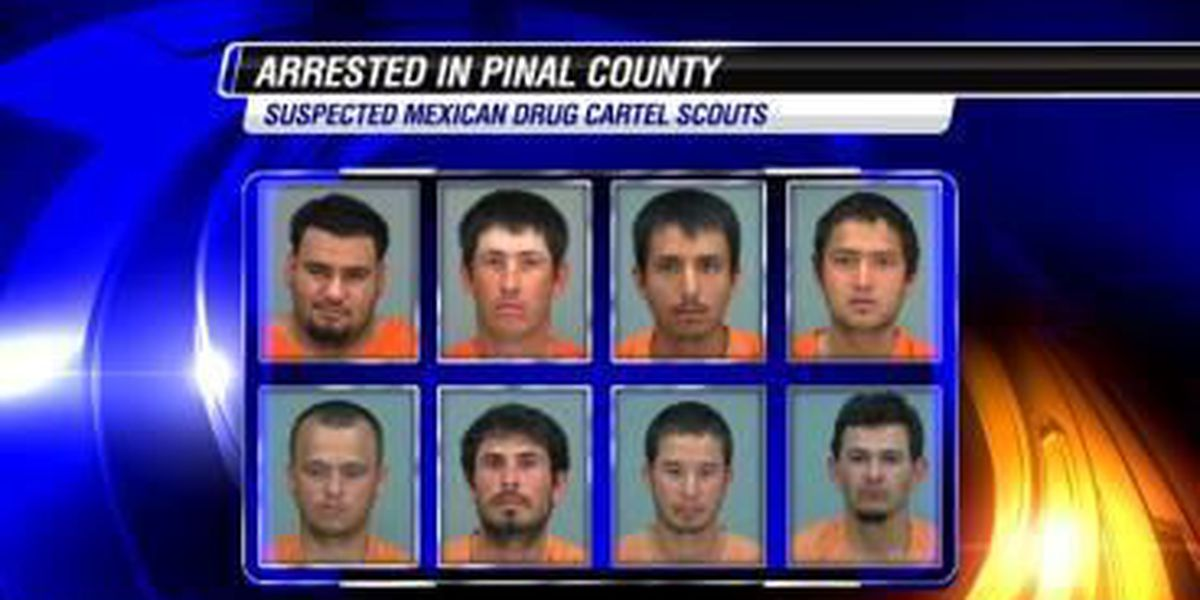 Pinal County sheriff announces big Mexican drug cartel bust