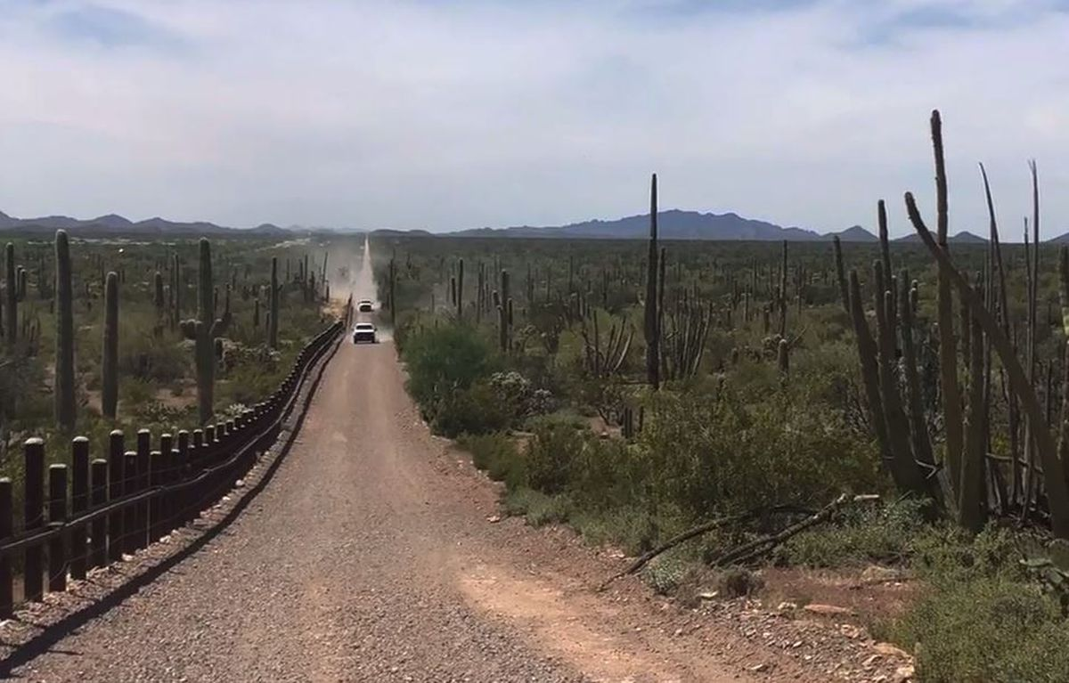 Gas Prices Tucson >> Government delays some border wall construction in Arizona