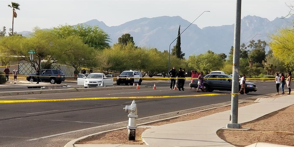 UPDATE: Two hurt in drive-by shooting on southeast side of Tucson