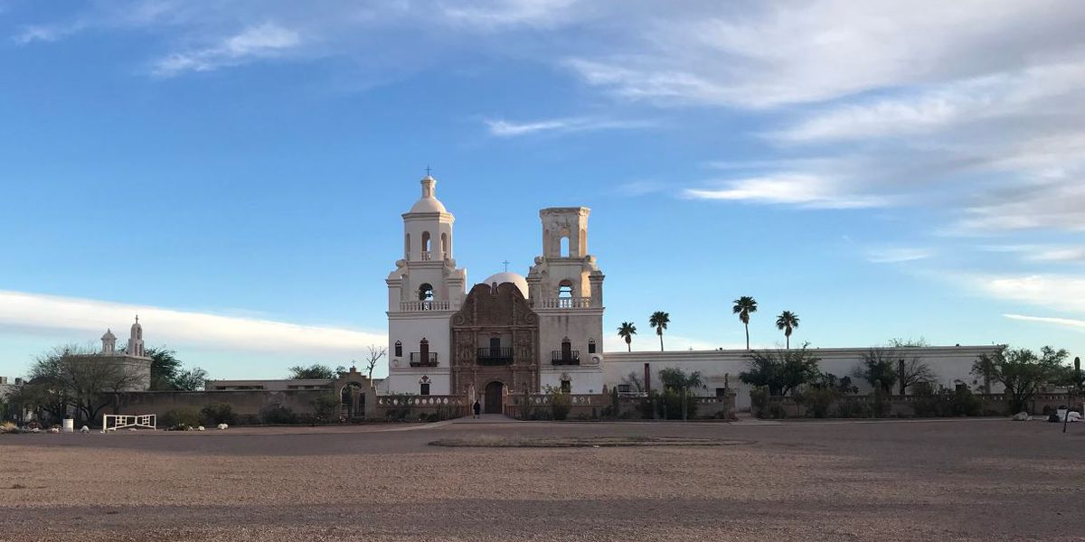 San Xavier reflects one week after devastating Notre Dame fire
