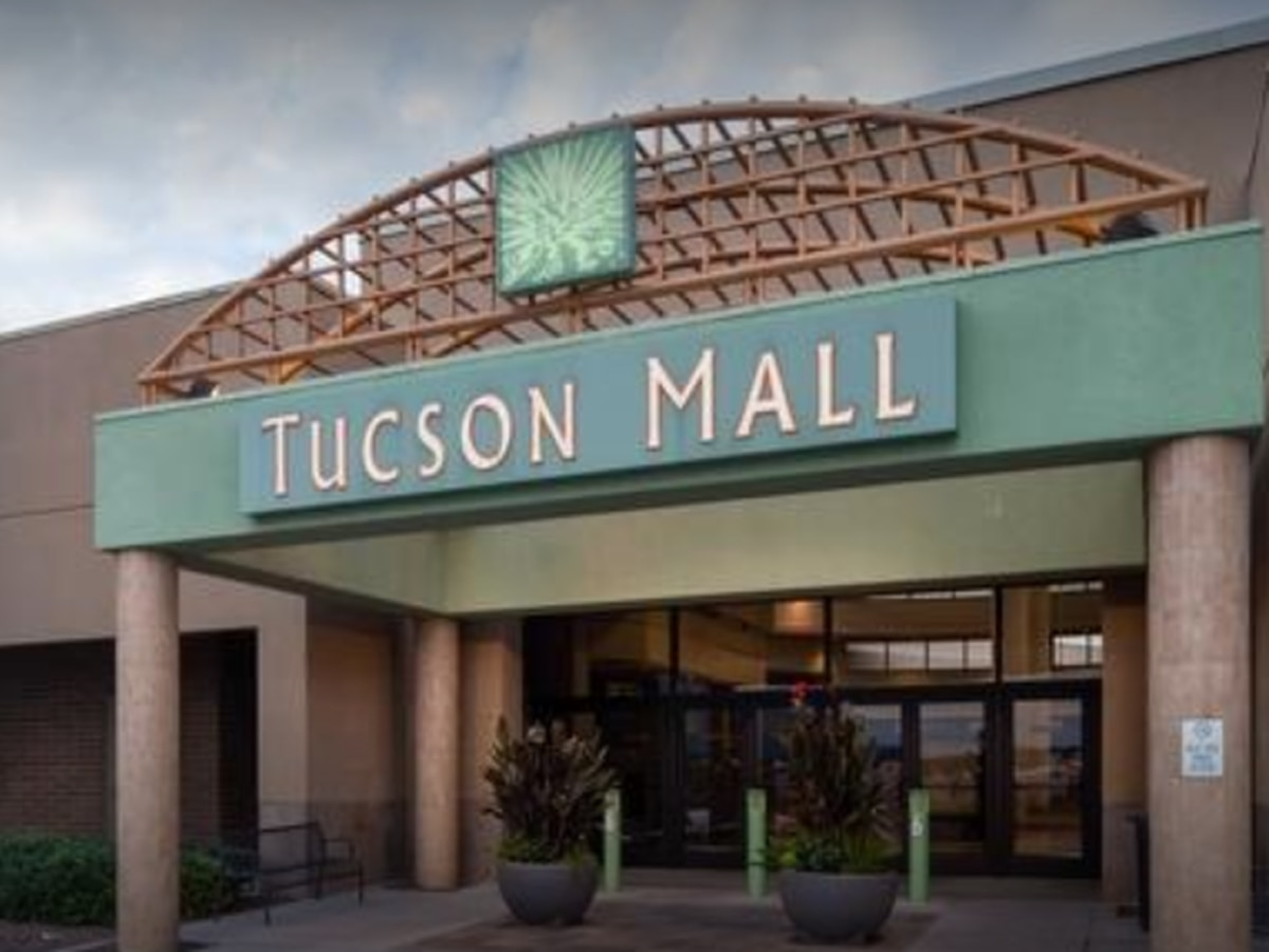 Firefighters respond to blaze at Tucson Mall