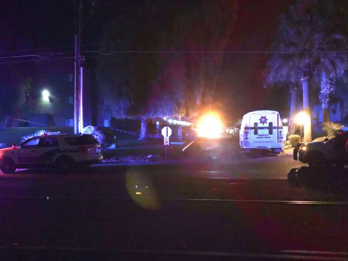 UPDATE: Sheriff's department identifies victim of apartment shooting
