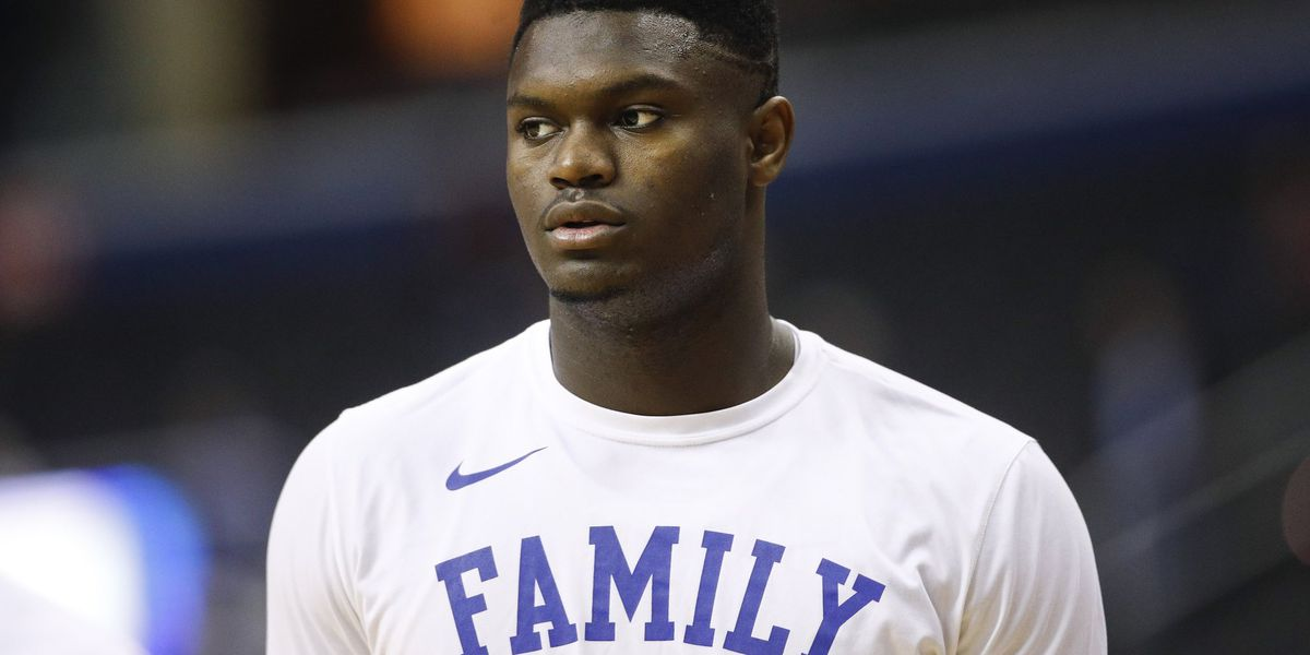 Likely NBA top pick Zion Williamson referenced at NCAA trial