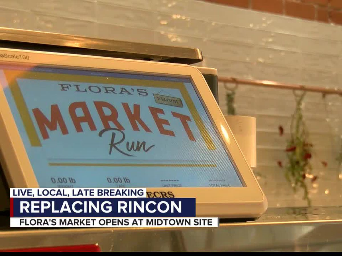Flora's Market Run opens in location of Rincon Market