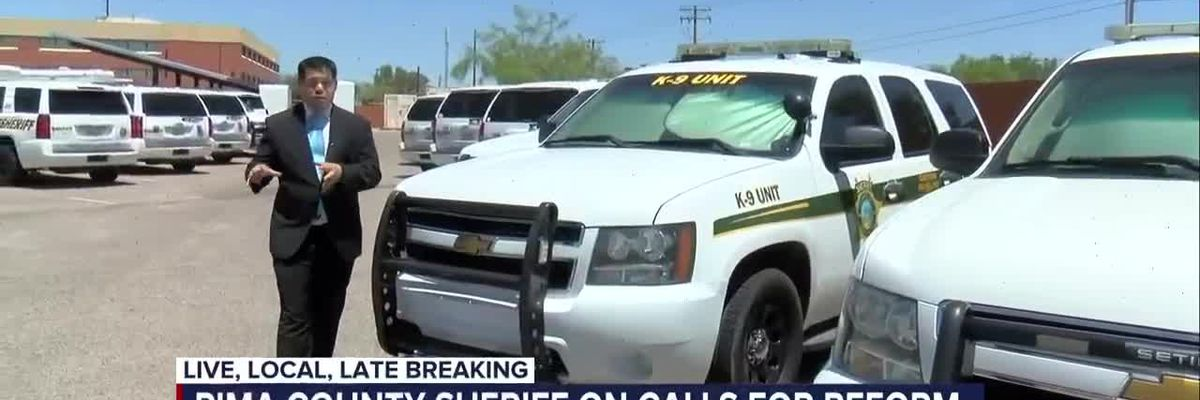 KOLD Andrew Police Reform Package