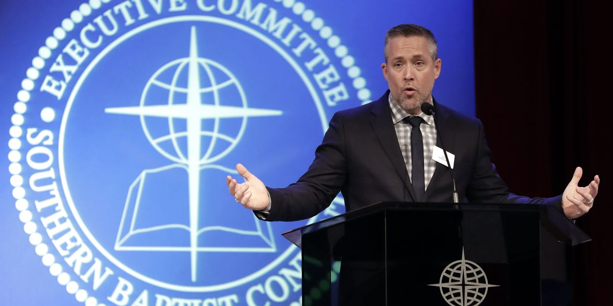 Southern Baptists oust 2 churches over LGBTQ inclusion