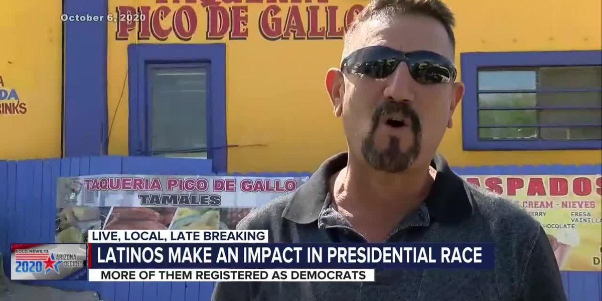Latinos may be the reason Arizona turns blue