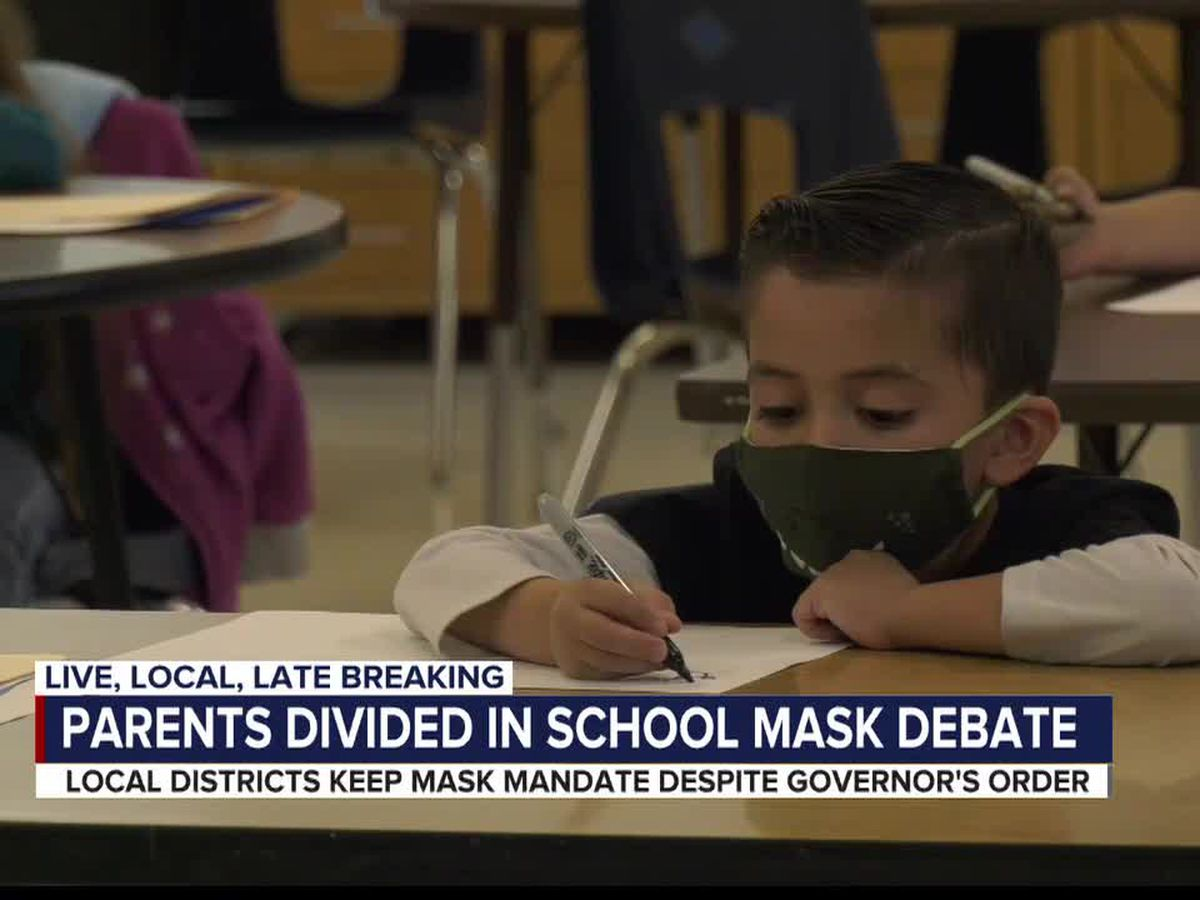 Governor Ducey's decision refuels mask debate in schools