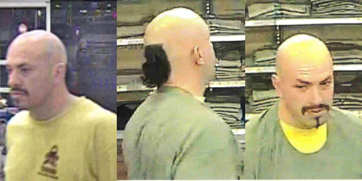 Police searching for Walmart robbery suspect