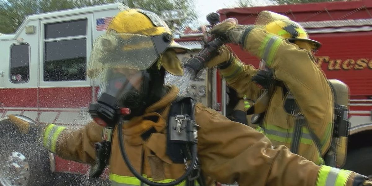 U of A study aims to help firefighters reduce cancer risks