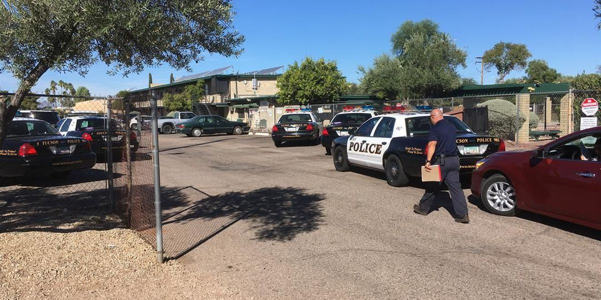 UPDATE: Tucson police connect barricaded man to earlier shooting