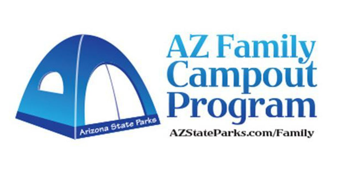 Spring sessions still open for Family Campout Program at AZ State Parks