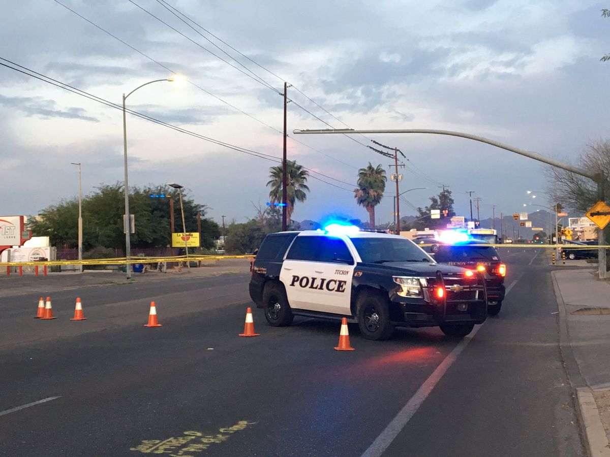Tucson Police Department investigates homicide near Grant Road