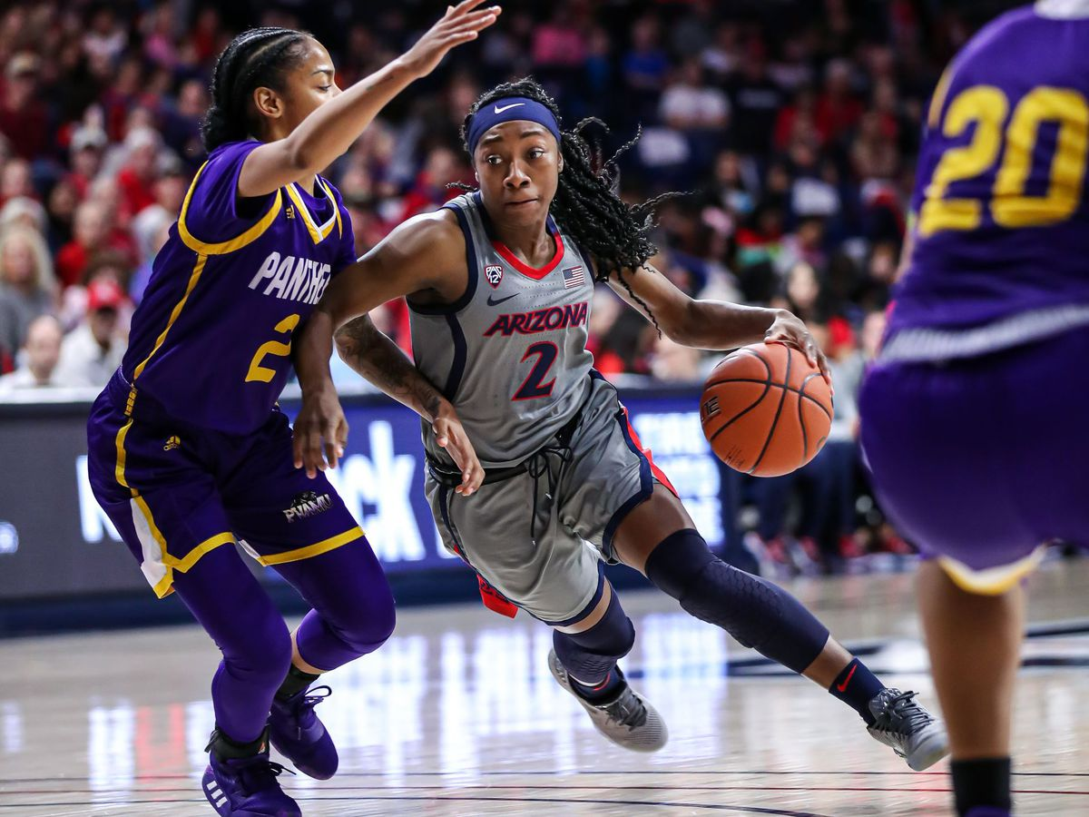 No. 24 UArizona rolls past Prairie View A%M