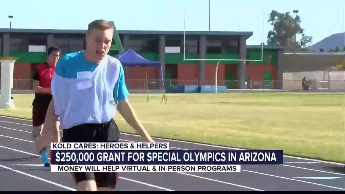 Heroes and Helpers: Special Olympics