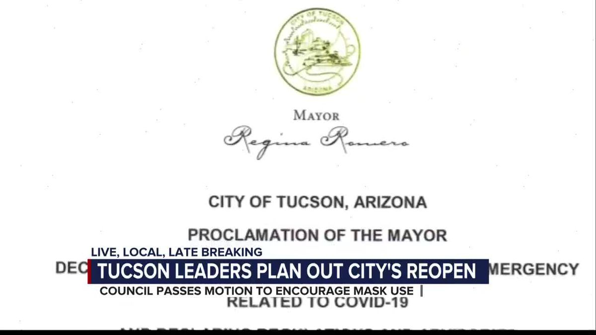 Tucson parks, facilities to remain closed another three weeks