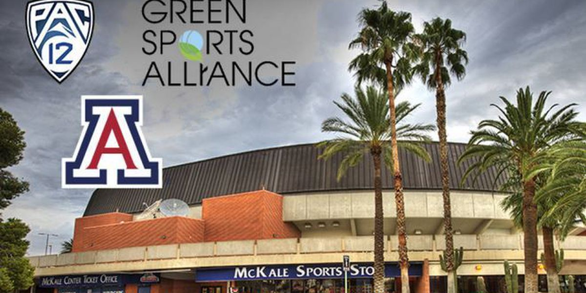 Pac-12 conference joins Green Sports Alliance