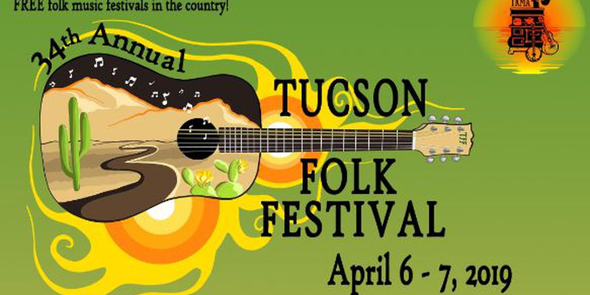 Everything to know about the Tucson Folk Festival