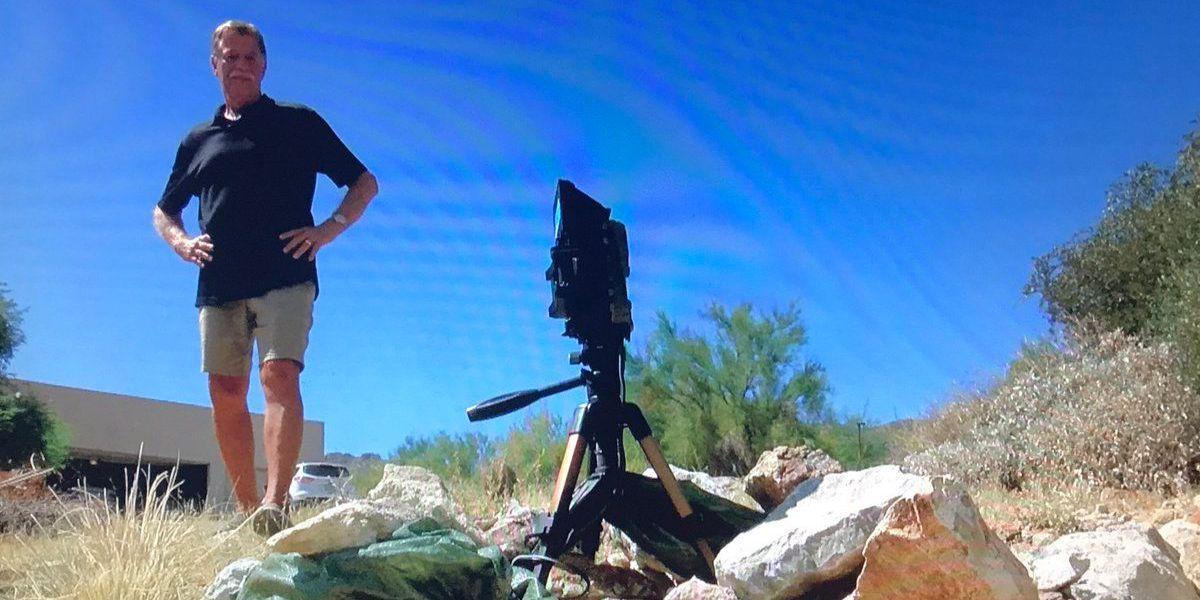 Wildlife photographer ponders border wall in Arizona
