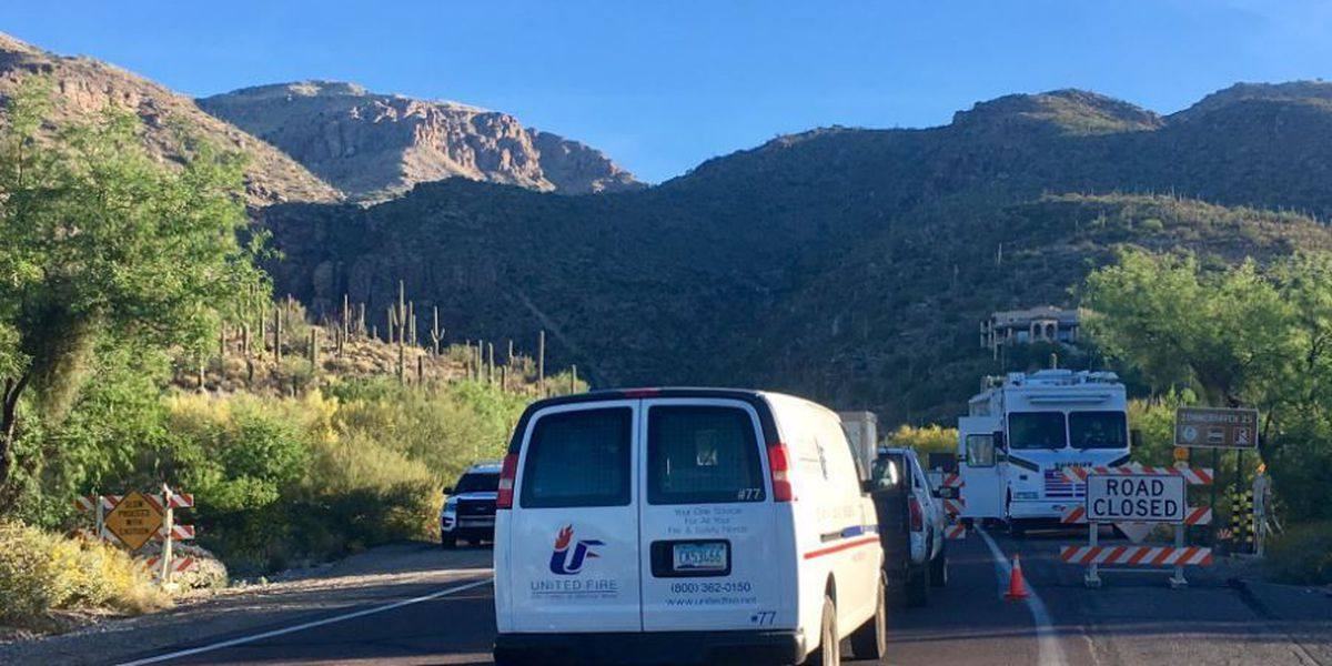 Catalina Highway reopens as crews head down mountain after Molino Fire