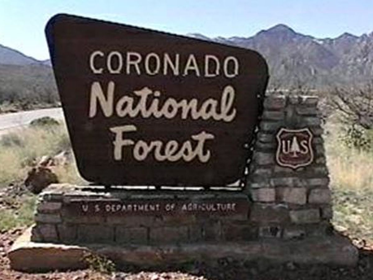 Coronado National Forest participating in National Get Outdoors Day